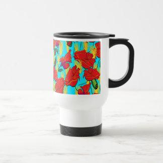 Thermotasse Mohnblumen,Commuter Mug Poppies Reisebecher
