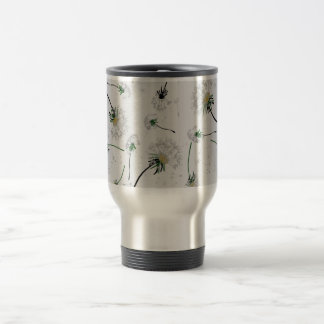 Thermotasse Pusteblume,Thermo cup dandelion Edelstahl Thermotasse