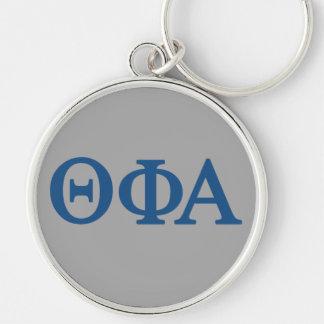 Theta-Phi Alpha Lil großes Logo Schlüsselanhänger