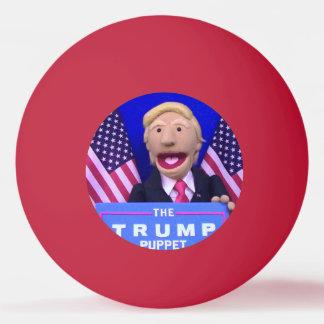 @TheTrumpPuppet roter Klingeln Pong Ball Tischtennis Ball