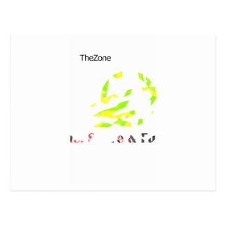 TheZone Postkarte