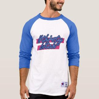 ThirstyWear durch ThirstyBitch - 3/4 Sleaved T T-Shirt