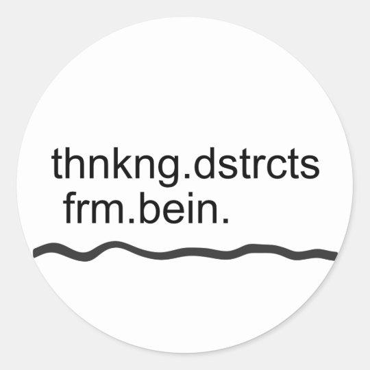 thnkng.dstrcts.frm.bein sticker
