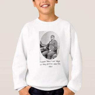 "Thomas ""blinder Tom"" Wiggins, 1860 Sweatshirt"