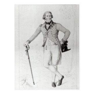 Thomas Bruce, 7. Graf von Elgin Postkarte