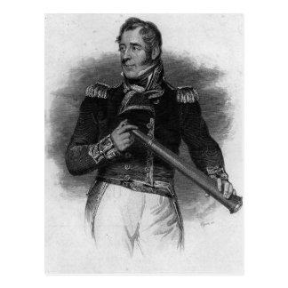 Thomas Cochrane, Graf Dundonald Postkarte