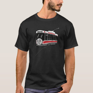 Thomas der Tanked Motor T-Shirt