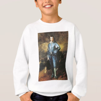 Thomas Gainsborough der blaue Junge Sweatshirt