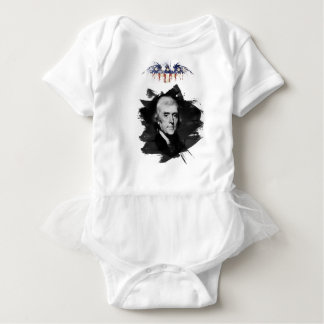 Thomas Jefferson Baby Strampler