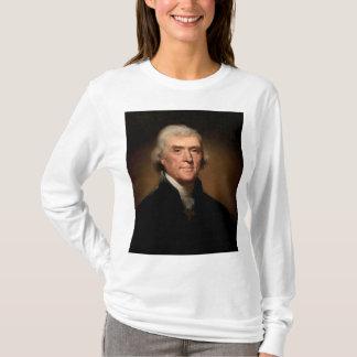 Thomas Jefferson durch Rembrandt Peale - circa T-Shirt