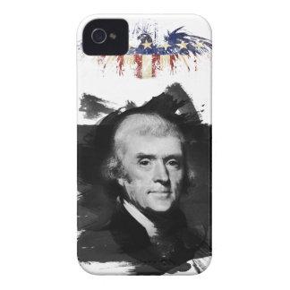 Thomas Jefferson iPhone 4 Cover