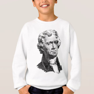 Thomas Jefferson Sweatshirt