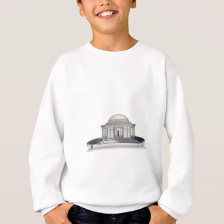 Thomas- Jeffersondenkmal: Modell 3D: Sweatshirt
