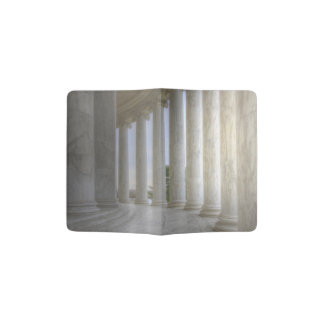 Thomas Jeffersonerinnerungskreiskolonnade Passhülle