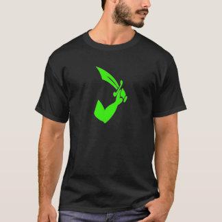 Thomas Tew-Grün T-Shirt