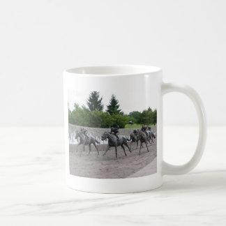 Thoroughbred-Park Kaffeetasse