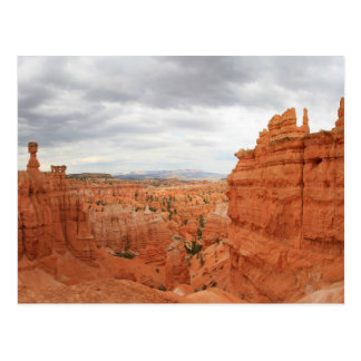 Thor's_Hammer_Bryce_Canyon_Utah, Vereinigte Postkarte
