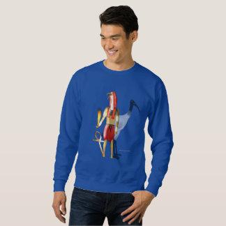 Thoth der gespenstischen das Sweatshirt