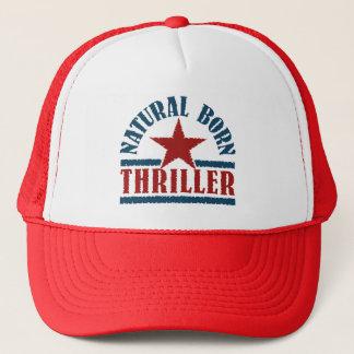 Thrillerhut von Geburt Truckerkappe