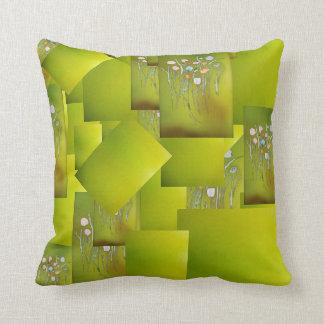 Throwkissen mit abstraktem Entwurf Kissen