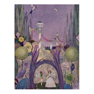 Thumbelina Postkarte