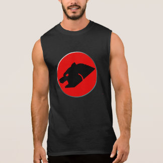 Thunderbear homosexueller Bär Ärmelloses Shirt