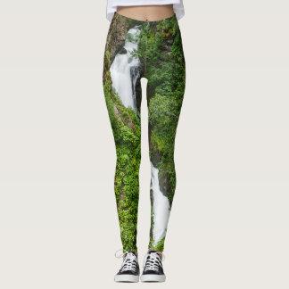 Thunderbird-Fälle Painterly Leggings