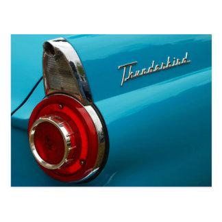 Thunderbird Postkarte