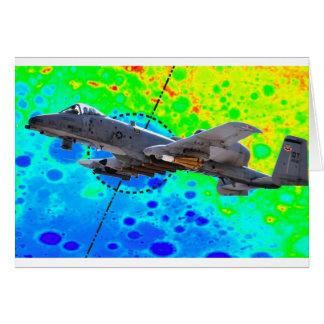 Thunderbolt A-10 Karte