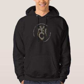 Thunderdogs NYC mit Kapuze Sweatshirt