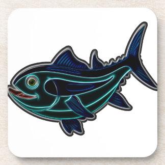 Thunfisch Getränkeuntersetzer