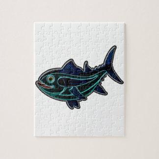 Thunfisch Puzzle