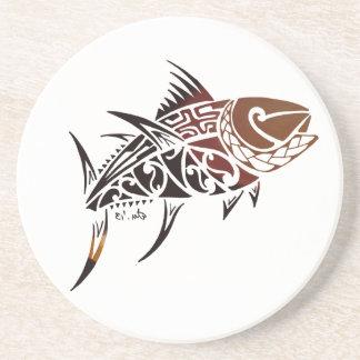 Thunfisch Untersetzer