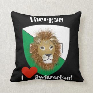 Thurgau Schweiz Switzerland Kissen