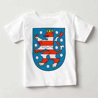 Thüringen Wappen Baby T-shirt