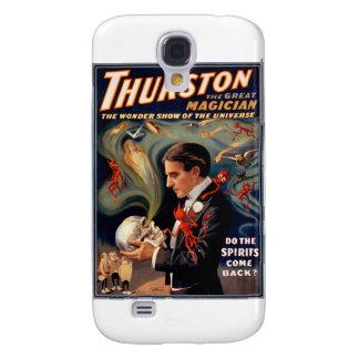 Thurston Magier-Vintages Plakat Galaxy S4 Hülle
