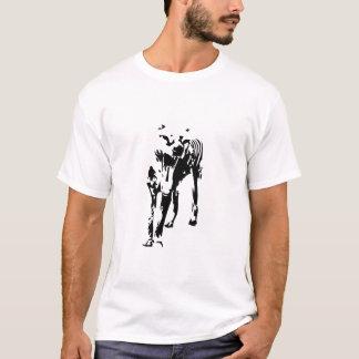 Thylacine (tasmanischer Tiger) T-Shirt
