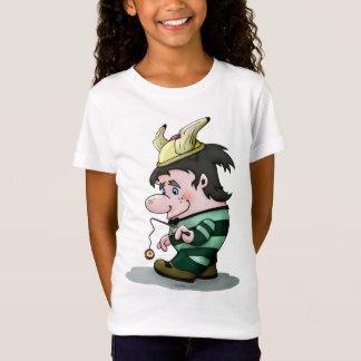 Ti-BRETONE NIEDLICHER CARTOON Babydoll-T - Shirt