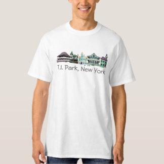 TI Park, Shirt tausend Insel-, New York