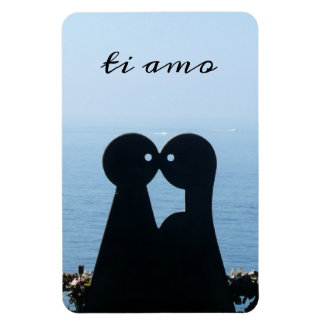 Tiamo (i-Liebe Sie) Italien Magnet