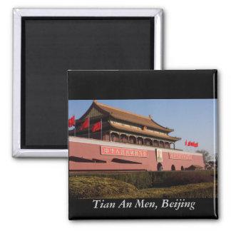Tian Männer, Peking Quadratischer Magnet