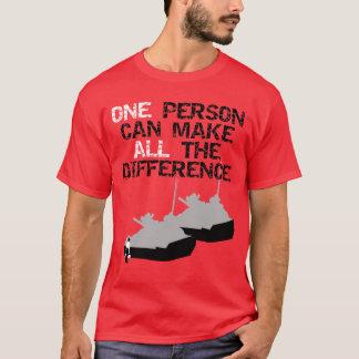 Tiananmen-Behälter-Mann T-Shirt