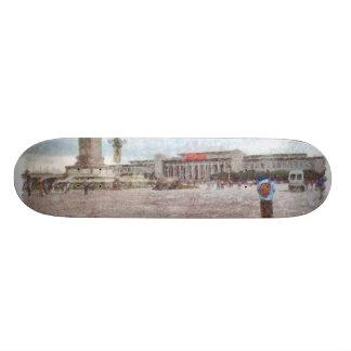 Tianmen-Quadrat in Peking Personalisiertes Skateboarddeck