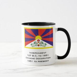TIBET* Kaffee-Tasse Tasse