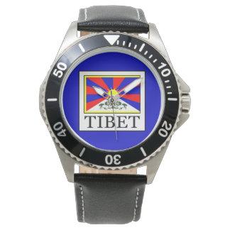 Tibet Uhr