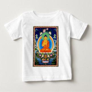 Tibetaner Thangka Prabhutaratna Buddha Baby T-shirt