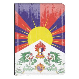 Tibetanische Flagge Kindle 4 Hülle