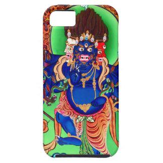 Tibetanischer Buddhismus buddhistisches Thangka Hülle Fürs iPhone 5