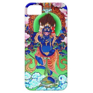 Tibetanischer Buddhismus buddhistisches Thangka iPhone 5 Schutzhüllen