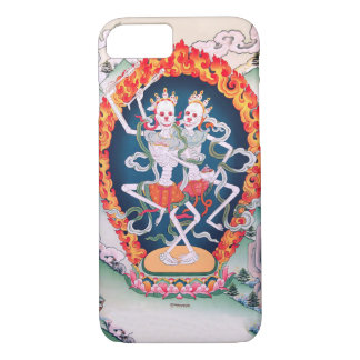 Tibetanischer buddhistischer Kunst iPhone 6 Fall iPhone 8/7 Hülle
